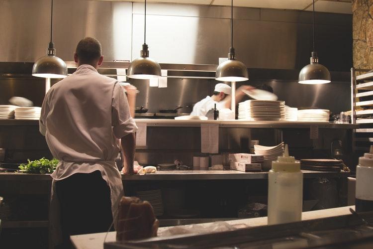 Foto de cozinha industrial