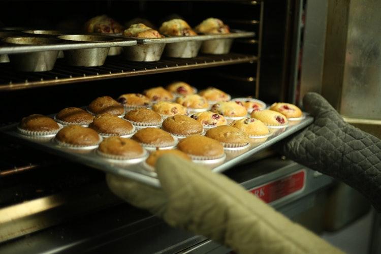 Forno de padaria