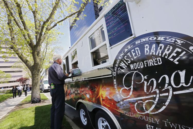 Pizzaria food truck