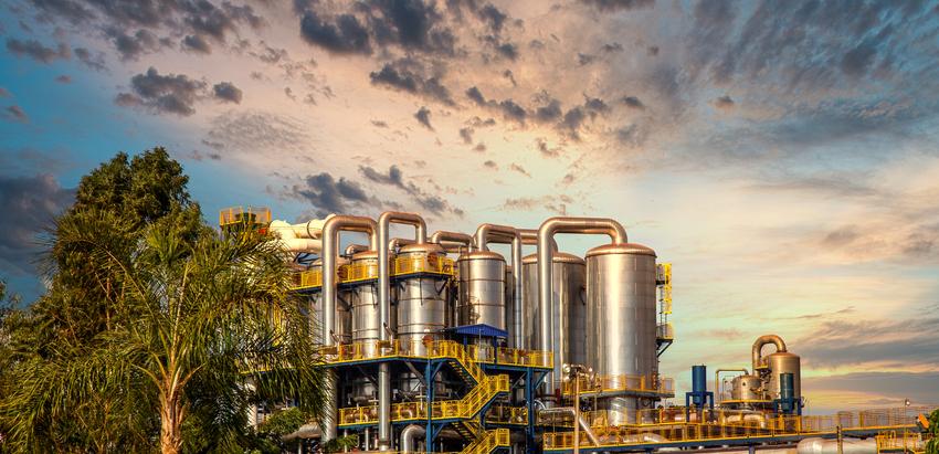GLP industrial aplicado numa indústria de cana-de-açúcas