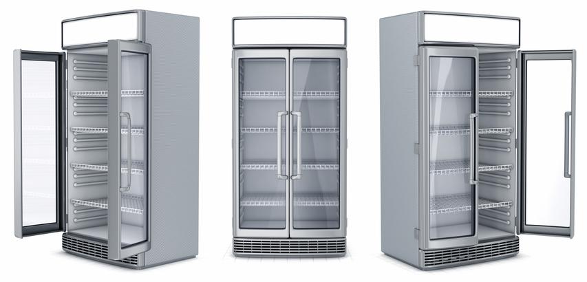 Equipamentos para confeitaria: ultracongelador aberto e fechado